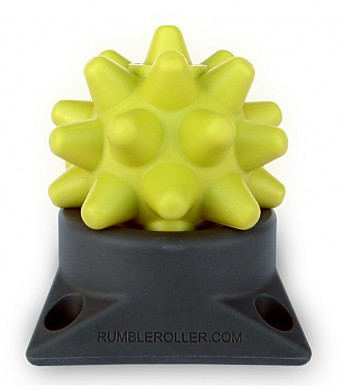 RumbleRoller X-Firm Beastie With Base