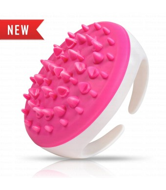 Cellulite Massager Brush Mitt, Anti Cellulite Remover, Reduce Cellulite, Cellulite Brush, Remove Cellulite, Cellulite Cure, Anti Cellulite Treatment,