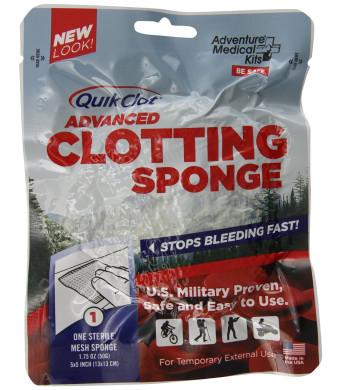QuikClot Advanced Clotting Sponge, 1.75 oz (50g)