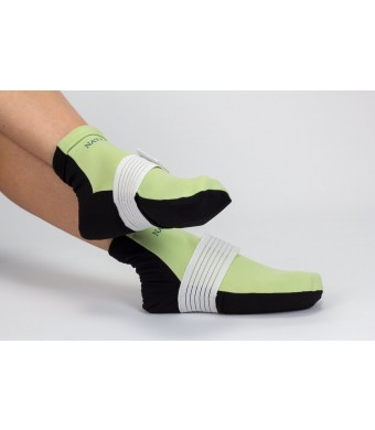 NatraCure Plantar Fasciitis Hot/Cold Therapy Socks (Small/Medium)
