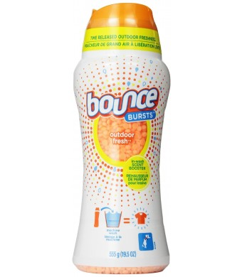 Bounce Bursts In-Wash Scent Booster Outdoor Fresh 19.5 Oz