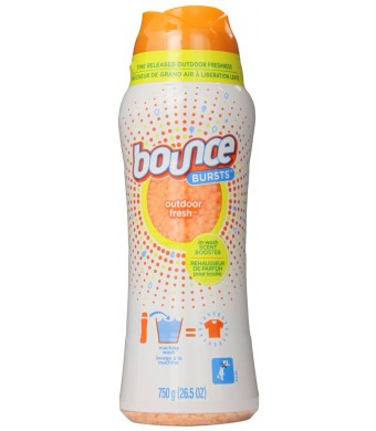 Bounce Bursts In-Wash Scent Booster Outdoor Fresh 26.5 Oz