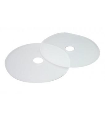 Nesco SLD-2 Fruit Roll-Up Sheet for FD-1010/FD-10108P/FD-1020/FD-1040, Set of 2