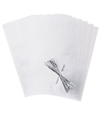 Wilton Clear Party Bags