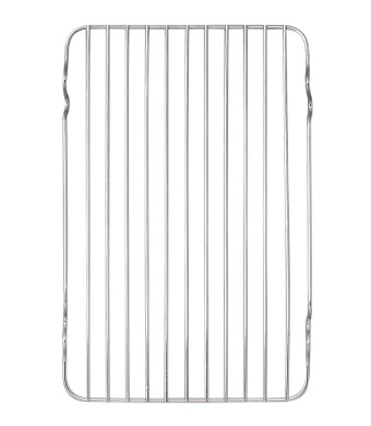 HIC Broiler Rack, 12-by-7-1/2-Inch