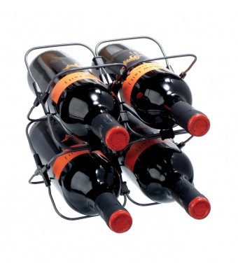 Houdini Expandable Wine Rack