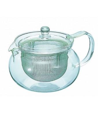 Hario Chacha Kyusu Maru Tea Pot, 450ml
