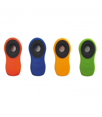OXO Good Grips Magnetic All-Purpose Clips, 4-Pack, Assorted Colors