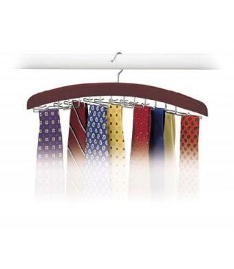 Walnut Tie Hanger