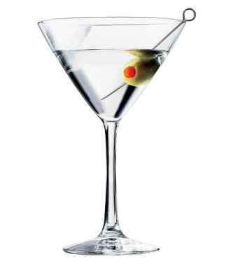 Libbey Vina Martini Glass, Set of 6