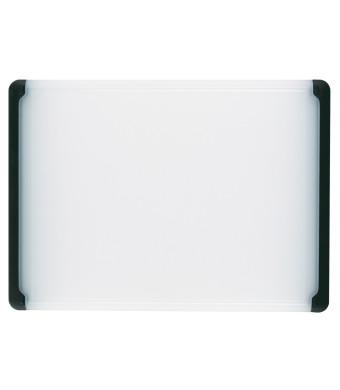 OXO Good Grips 10-1/2-by-15-Inch Utility Cutting Board, Black