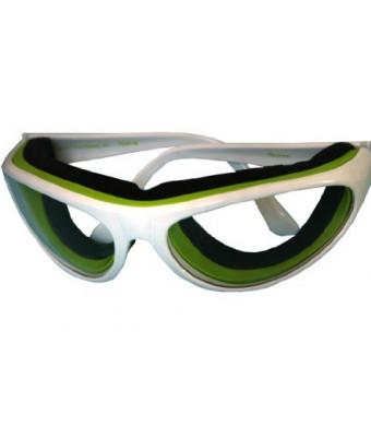 RSVP International Onion Goggles, White