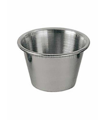 Individual Condiment Sauce Cups- One Dozen - 2½ Oz. Ounce