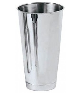 Dozenegg New Commercial Grade  Stainless Steel Cups, 30-Ounce