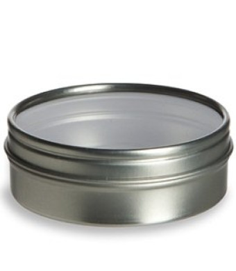 Clear-Top Favor Tins 12 ct.