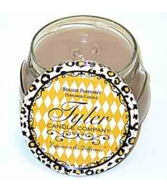 Tyler Glass Jar Candle - 22 oz Long Burning Scented Candle - High Maintenance Scent