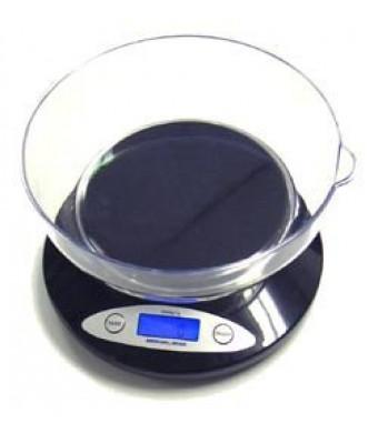 Weighmax Electronic Kitchen Scale - Weighmax 2810-2KG black
