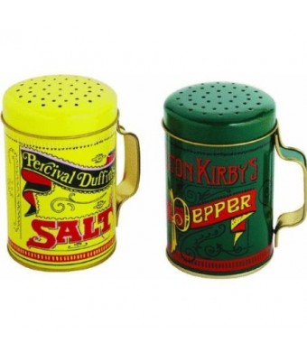 Norpro 713 Salt and Pepper Shakers, 2 Piece Set