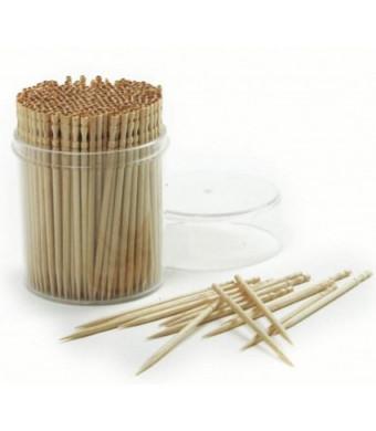 Norpro 360-Pack Ornate Wood Toothpicks