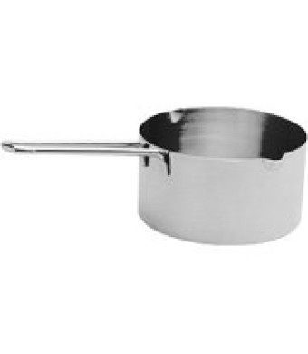 Stainless steel 2 cup incremental measuring cup, 1 pc