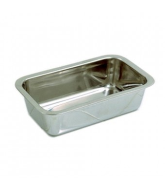 Norpro Stainless Steel 8.5 Inch Loaf Pan
