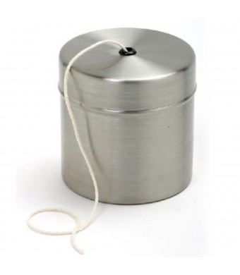 Norpro Stainless-Steel Holder with Cotton Cooking Twine, 220 feet