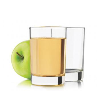 Libbey 5-Ounce Heavy Base Juice Glass, Set of 4
