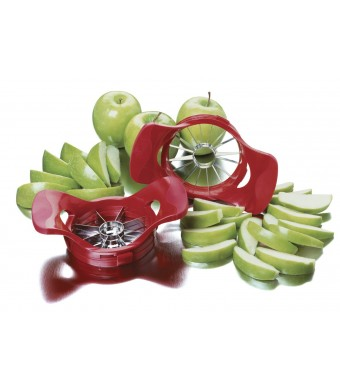Amco Dial-A-Slice Adjustable Apple Corer and Slicer