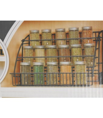 Rubbermaid FG802009 Pull Down Spice Rack