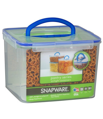 Airtight With Handle Large 29 Cup 10X8X6