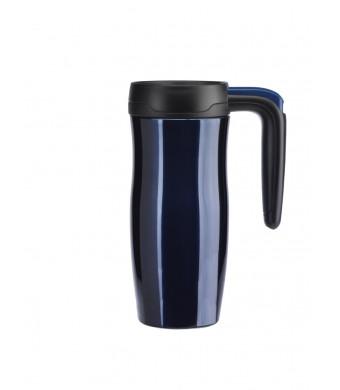 Contigo Autoseal Randolph Stainless Steel Travel Mug Vacuum Insulated, 16-Ounce, Midnight Blue