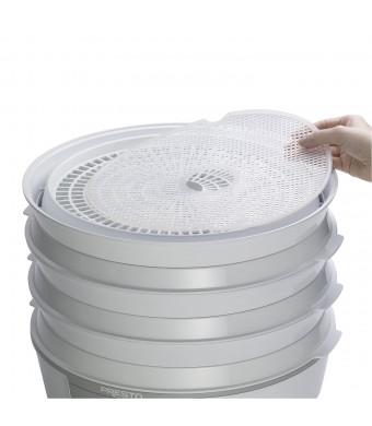 Presto 06307 Dehydro Electric Food Dehydrator Nonstick Mesh Screens