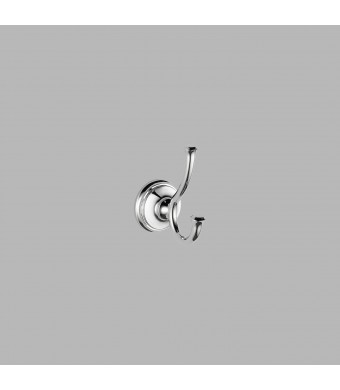 Delta Faucet 79735 Cassidy Robe Hook-Single, Chrome