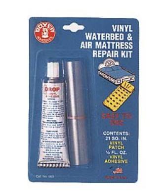 Vinyl Waterbed and Air Mattress Repair Kit