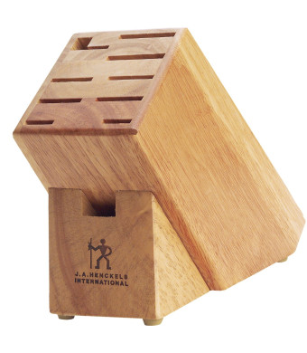 J.A Henckels International Hardwood Block