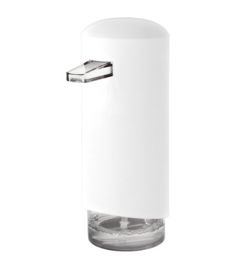 Better Living Products Foam Soap Dispenser, White