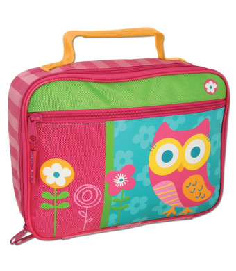 Stephen Joseph Lunchbox - Teal Owl