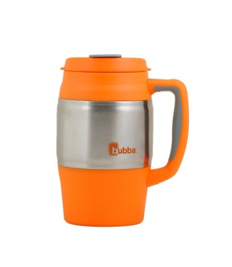 bubba 34 oz mug classic orange