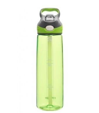 Contigo Addison Water Bottle, 24-Ounce, Citron