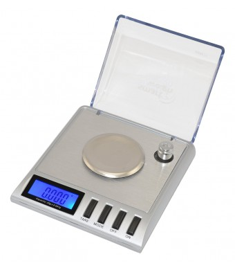 Smart Weigh GEM20 High Precision Digital Milligram Scale 20 x 0.001g Reloading, Jewelry and Gems Scale