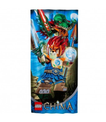 LEGO Legends of Chima Lion Attack Beach Towel
