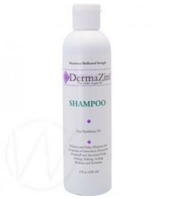 DermaZinc Shampoo - 8 oz