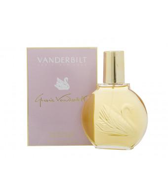 Vanderbilt by Gloria Vanderbilt for Women - 3.3 Ounce EDT Spray