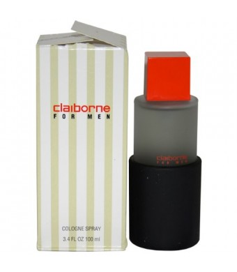 Claiborne by Liz Claiborne for Men, Cologne Spray, 3.4-Ounce
