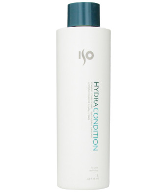 Hydra Condition Reviving Conditioner Unisex by ISO, 33.8 Ounce