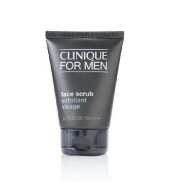 Makeup/Skin Product By Clinique Skin Supplies For Men: Face Scrub 100ml/3.3oz