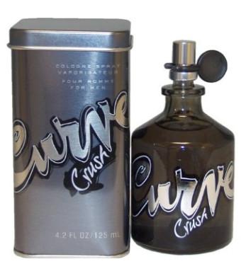 Curve Crush By Liz Claiborne For Men. Cologne Spray 4.2 Ounces