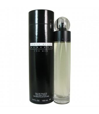 Perry Ellis Reserve By Perry Ellis For Men. Eau De Toilette Spray 3.4 Ounces