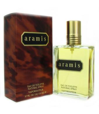 Aramis By Aramis for Men, Eau De Toilette Spray, 3.7-Ounce