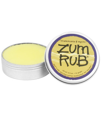 Rub Frankincense and Myrrh-2.5 oz